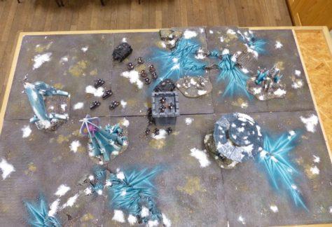 Table de jeu glace 2