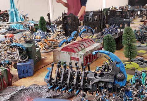 Apocalypse Dantesque 40K 13